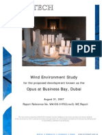 Wind Environment Study