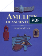 (eBook - ITA - EGITTOLOGIA Andrews C. - Amulets of Ancient Egypt