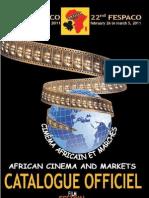Catalogue Officiel FESPACO 2011