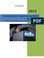 HR Philippines Fundamental Supervisory Skills Workshop