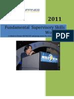 HR Philippines Fundamental Supervisory Skills Workshop