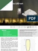 Proiector LED Ro RevA