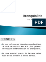 presnetacion bronquiolitis