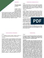 Resuminhos Fisiopatologia