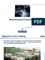Reciprocating Compresor Training