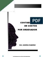 CONTABILIDAD DE COSTOS POR ORDENANDOR