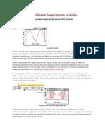 Control System Design Process by VisSim