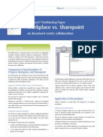 O3SpaceWorkplace - Sharepoint