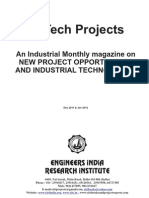 Hi Tech Projects Magazine Dec'2011-Jan'2012
