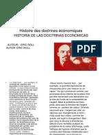 Historia de Las Doctrinas Economic As Eric Roll Frances Parte Trece