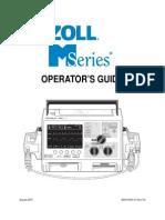 operators manual zoll m series