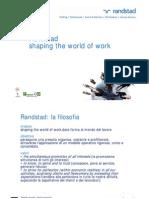 presentazione istituzionale 2010