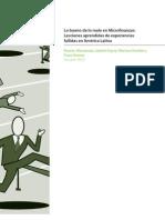Lobueno y Malo de Las Microfinanzas