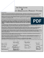 Charlie Baird Exploratory Committee Initial Ad, July 22, 2011
