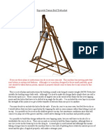 build a tennis ball trebuchet