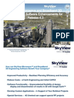SkyView Microwave Release 4.0