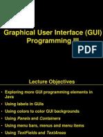 2 GUI Programming 3