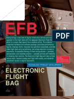 Electronic Flight Bag Boeing