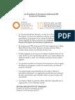 Bases Premio Periodismo de Excelencia Audiovisual 2011