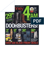 JC Penney Black Friday Ad Scan