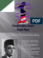 Patriotic Personality