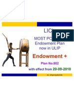 Endowment Plus