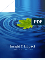 Insight & Impact