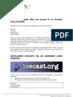 Instalar Una Radio Web Con Icecast