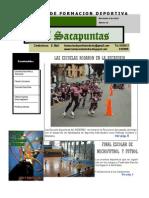 SACAPUNTAS 14 EDICION