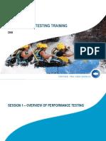 01_Performance Testing Training