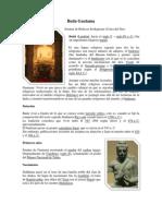 Biografia de Buda Gautama
