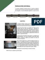 Historia Editorial