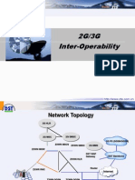 2G 3G Inter Operability Principle