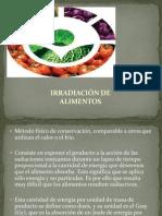 Irradiaci%d3n de Alimentos 1