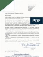 lettre géorgie 2011