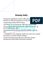 Amway India