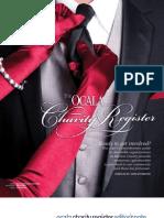 Ocala Magazine Charity Register