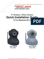 Quick Installation Guide-FI8918W