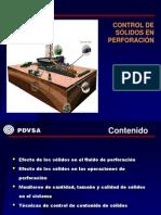 Control de Solidos de Perforacion