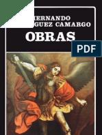 10495829 Hernando Dominguez Camargo Obras