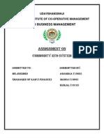 Comodity Eco System