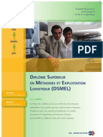 Brochure DSMEL 0607