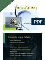 Biomecanica+articulações