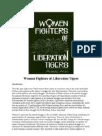 Adele Balasingham - Women Fighters of Liberation Tigers [1993]