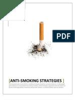 CB - Smoking Assignment