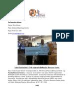 Lake Charles SAM'S Club Donates to LaFamilia Resource Center