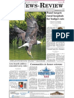 Vilas County News-Review, Nov. 9, 2011 - SECTION A