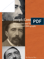 Joseph Conrad Memories and Impressions