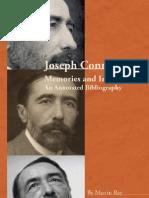 Joseph Conrad Memories and Impressions
