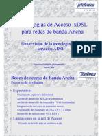 Fundamentos xDSL